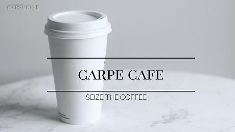 Preview Of Carpe Cafe Free Desktop Wallpaper Download- The Capsulist