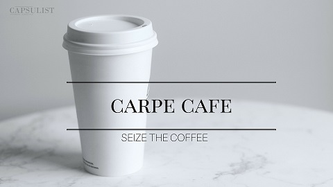 Preview Of Carpe Cafe Free Desktop Wallpaper Download- The Capsulist