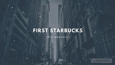 Preview Of First Starbucks, Then Whatever- Free Desktop Wallpaper Download- The Capsulist